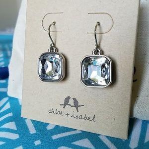 Chole + Isabel Retro Glam Earrings